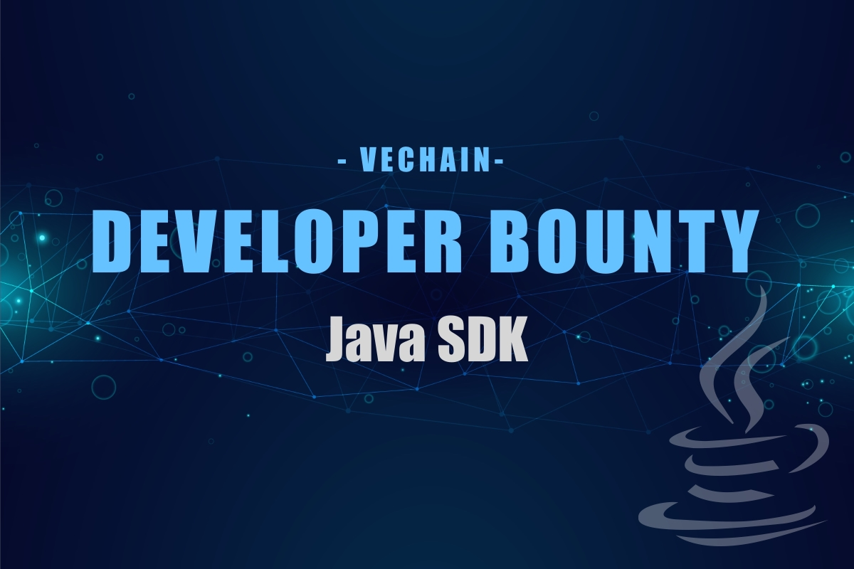 Developer Bounty - Java SDK